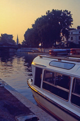 Little Venice (AntyDiluvian) Tags: england greatbritain britain london vintage zoo londonzoo canal regentscanal canalboat waterbus maidavale littlevenice