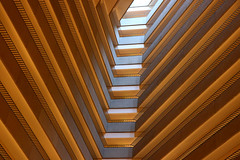 10 Flights Up (Robin Wechsler) Tags: architecture building abstract patterns urban city downtown