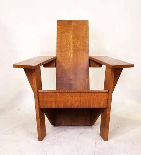Frank Lloyd Wright Chair ($448.00)
