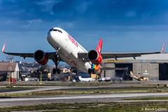 Air Malta Airbus A320-251N     9H-NEC     LMML (Melvin Debono) Tags: air malta airbus a320251n   9hnec lmml 9049 a320neo neo melvin debono spotting spotters spotter canon eos 5d mark iv plane planes photography airport airplane aircraft aviation mla