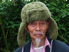 Hue 2008 - Old man (sharko333) Tags: portrait people man asia asien vietnam 2008 hue voyage travel reise