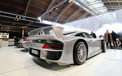 Porsche GT1. (Tom Daem) Tags: porsche gt1 autoworld brussels