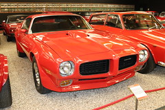 Pontiac Firebird Trans Am (Andrew 2.8i) Tags: museum classics classic autos auto voitures voiture cars car sparkford somerset uk haynes american muscle coupe saloon sedan pony gm generalmotors transam firebird pontiac 1973