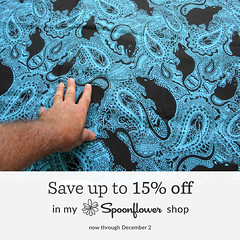 CyberWeek-sale-of-Paisley-Rats-fabric (Paisley Pat) Tags: rat paisley paisleypower spoonflower fabric