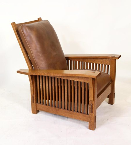 Stickley Prairie Recliner ($672.00)