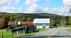 on the road - vermont (JimmyPierce) Tags: ontheroad vermont walden