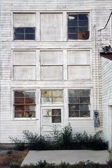 Boarded Up (arbyreed) Tags: arbyreed window windows windowwednesday old abandoned b17 b17hanger vintage wwii wendover wendoverarmyaircorpsbase closed unused hww