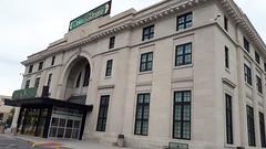 Casino Regina, Regina, Saskatchewan, Canada (JarvisEye) Tags: casino station railway railroad cn via regina saskatchewan canada