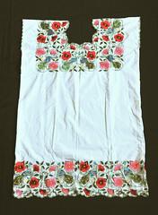 Maya Huipil Hipil Yucatan Mexico Textiles (Teyacapan) Tags: embroidery mexican yucatan mayan hipil huipiles ropa clothing