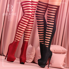 [BREATHE]-Mizusa@Kinky Event ([Breathe]) Tags: mesh secondlife daisaadmiral heels events kinky breathe belleza maitreya shop design legacy tmp slink playgirl