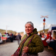 Mother (Boldizsár Nádi) Tags: color 120 120film film celluloid pentacon six tl carl zeiss jena mediumformat medium format grain squareformat 6x6 nc analog analogue analogphotography analogphotohrapher filmphotography filmgrain argentique vintage noise p6 körösfeketetó párcium sky cloudy fuji fujifilm superia 100 expired portrait biometar 80mm f28 2880 mother