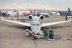 Gulfstream G650ER - Gulfstream Aerospace Corp - N650GF - s/n 6273 (French Frogs Pix ✈) Tags: avion aircraft plane airplane aeroplane aero aviation jet biz bizjet corporatejet businessjet gulfstream g650 n650gf