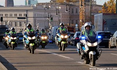 Berlin motorcycle Police (Wouter Bregman) Tags: berlin motorcycle police bwl motor motorfiets moto motorbike bike motorrad polizei politie mitte berlijn germany deutschland duitsland allemagne герма́ния