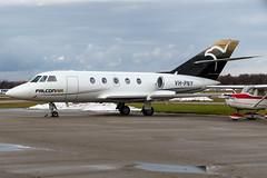 VH-PNY Falcon 20-5 357 KPTK (CanAmJetz) Tags: vhpny dassault falcon 205 357 kptk ptk falconair bizjet aircraft airplane australia pontiac nikon