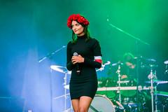 Michalina Wojtukiewicz (Tymcio Piotr) Tags: girl woman vocalist rock concert michalinawojtukiewicz pododdział