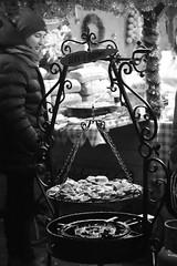 Christmas Market Snack Stall BW (IAmTomJones) Tags: bw black white blackwhite blackwhitephoto monochrome excellentbnw noir blackwhitelife noirvision contrast blackandwhite travel life city adventure travelphotography travelbug passion travelmore goexplore newplaces myview photo lifestyle canon photographerlifestyle justgoshoot icatching exploringtheworld optoutside exploretocreate discover discoverearth travelphoto worldpics stayandwander goroam keepexploring travelworld mylifeinphotos photography 2019 2k19 19 travelblogger wanderlust outside street gdansk gdn poland cold 4 freezing christmasmarket xmas christmas market pierogi openair cooking