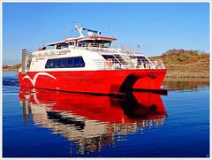 Kosterväg Ferry Arrival (Rex Block) Tags: lg g8 thinq mobile cell sverige kostet sydkoster sweden autumn coast ekens boat harbor ferry arrival kostervg ekkidee