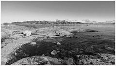 Sydkoster (Rex Block) Tags: lg g8 thinq mobile cell sverige kostet sydkoster sweden autumn coast landscape swedish rocks shore monochrome bw ekkidee