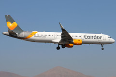 D-ATCB_02 (GH@BHD) Tags: datcb airbus a321211 a321200 a321 condor arrecifeairport lanzarote condorflugdienst ace gcrr arrecife aircraft aviation airliner