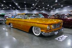 Portland Roadster show (bballchico) Tags: portlandroadstershow portlandoregon carshow westcoastkustoms 1960 oldsmobile custom