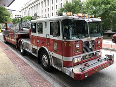DC Fire EMS Truck 4 Shaw (Emergency_Vehicles) Tags: washington dc fire ems truck 4 shaw