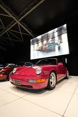 Porsche 964 RS. (Tom Daem) Tags: porsche 964 rs autoworld brussels