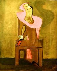 Le Couple (1933) - Arpad Szenes (1897 - 1985) (pedrosimoes7) Tags: arpadszenes arpadszenesvieiradasilvamuseum jardimdasamoreiras lisbon portugal ✩ecoledesbeauxarts✩ awardtree
