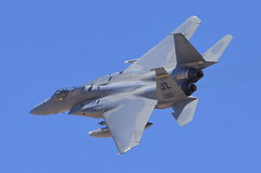 United States Air Force - McDonnell Douglas F-15C Eagle - USAF 82-0017 - Nellis Air Force Base (LSV) - July 21, 2015 2 193 RT CRP (TVL1970) Tags: nikon nikond7200 d7200 nikongp1 gp1 geotagged nikkor70300mmvr 70300mmvr aviation aircraft airplane militaryaircraft militaryaviation nellisairforcebase nellisafb nellis redflagexercise redflag redflag153 lasvegas northlasvegas nevada lsv klsv unitedstatesairforce usairforce usaf usaf820017 af820017 820017 louisianaairnationalguard louisianaang laang airnationalguard 159thfighterwing 159thfw 159fw 122ndfightersquadron 122ndfs 122fs bayoumilitia boeing mcdonnelldouglas mcdonnelldouglasf15eagle boeingf15eagle f15eagle mcdonnelldouglasf15 boeingf15 f15 eagle mcdonnelldouglasf15ceagle boeingf15ceagle mcdonnelldouglasf15c boeingf15c f15ceagle f15c prattwhitney pw prattwhitneyf100 f100 pwf100 prattwhitneyf100pw220 f100pw220