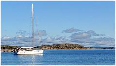 Sydkoster (Rex Block) Tags: lg g8 thinq mobile cell sverige kostet sydkoster sweden autumn coast landscape swedish sailboat ekkidee
