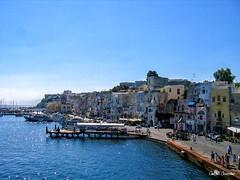 Procida (tonino.cozzolino) Tags: procida isola campania italia porto mare barche