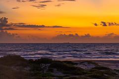 SouthPadreIsland_219 (allen ramlow) Tags: south padre island texas sunrise beach gulf coast clouds water sand sony alpha landscape seascape