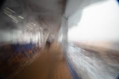 Fleeting moments on the Promenade Deck (Alien Shores Imagery) Tags: ship longexposure canon impressionism atsea icm intentionalcameramovement travel cruising cruiseship