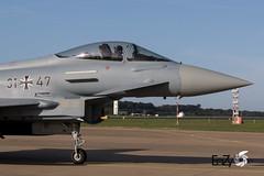 """31+47 German Air Force (Luftwaffe) Eurofighter Typhoon"""" (EaZyBnA - Thanks for 3.500.000 views) Tags: 3147 germanairforce luftwaffe eurofightertyphoon eazy eos70d ef100400mmf4556lisiiusm europe europa typhoon eurofighter ef2000 ef24105mmf4lisusm 24105mm warbirds warplanespotting warplane warplanes wareagles autofocus airforce aviation air airbase approach ngc nato nordrheinwestfalen nrw nörvenich nor nörvenichairbase airbasenörvenich fliegerhorstnörvenich militärflugplatznörvenich flugzeug fliegerhorst etnn military militärflugzeug militärflugplatz mehrzweckkampfflugzeug luftstreitkräfte luftfahrt planespotter planespotting plane kampfflugzeug deutschland departure taxiway jet jetnoise closeup bundeswehr oswaldboelke boelke taktischesluftwaffengeschwader taktlwg taktlwg31 germany german"""