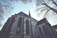 The Abbey (esterc1) Tags: abadía monasterio temple flickrfriday bruxelles abbayedelacambre arquitectura