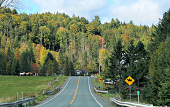 on the road - vermont (JimmyPierce) Tags: ontheroad vermont newengland walden fromthecar