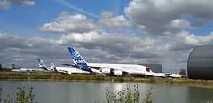 Aeroscopia - Airbus / ATR family (fenixairlinesytpro) Tags: airbus aviation a380 a340 a340600 a320 atr42 atr72 aeroscopia