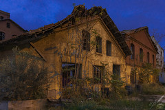 Progress, this Great Heresy of Decay—C Baudelaire (ioannis_papachristos) Tags: decay ruins destruction buildings industrial factory spooky night devastation abandoned ruined architecture brewery art buildingsexterior dusk twilight bluehour urbanexploration thessaloniki greece heresy canon eosrp openhouse oht2019 baudelaire urbex alumiloht2019 canongreece woe urban nopeople sky autumn fall progress fix complex buildingscomplex plants mirrorless papachristos openhousethessaloniki 2k19 charlesbaudelaire quote μακεδονια macedoniagreece macedoniatimeless makedonia macedonian macédoine mazedonien македонијамакедонскимакедонци