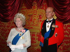 """Queen Elizabeth Wax Figure • <a style=""""font-size:0.8em;"""" href=""""http://www.flickr.com/photos/95217092@N03/49134537218/"""" target=""""_blank"""">View on Flickr</a>"""