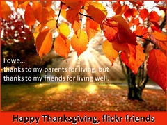 Happy Thanksgiving flickr friends! (Omunene) Tags: thanksgiving2019 alexanderthegreat parentsvsfriends