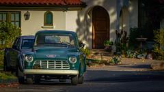 Chevy Pickup truck (Jeffrey Balfus (thx for 6 Million views)) Tags: sanjose california unitedstatesofamerica chevy gm pickuptruck retro vintage htt