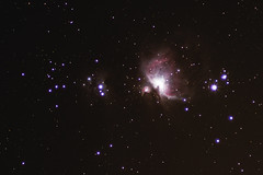 The Orion Nebula (astrojes) Tags: astronomy orion nebula astrophysics deepspaceastro astrophotography sonya7rii 200mm dso astro space longexposure stacking