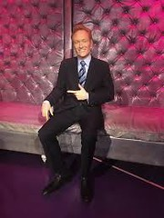 """Conan O'Brian Wax Figure • <a style=""""font-size:0.8em;"""" href=""""http://www.flickr.com/photos/95217092@N03/49135219702/"""" target=""""_blank"""">View on Flickr</a>"""