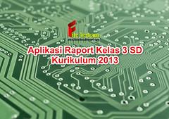 Aplikasi Raport Kelas 3 SD Kurikulum 2013 (anindiaazkaira) Tags: aplikasi kelas 3 kurikulum 2013 raport sd