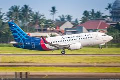 [CGK.2015] #Sriwijaya.Air #SJ #Boeing #B737-500 #PK-CLI #Kedamaian #awp (CHRISTELER / AeroWorldpictures Team) Tags: continentalairlines co coa unitedairlines ua ual sriwijayaair sj sjv namair in lkn airlines airliners us america indonesia indonesian pkcli n17619 plane aircraft airplane avion boeing b737 b735 737524 wl winglets msn273322659 cfmi cfm56 kedamaian gecas b737500 planespotting spotting jakarta cgk wiii jakartasoekarnohatta airport southasia takeoff spotter planespotter christelerstephane avgeek aviation photography aeroworldpictures awpteam aviationphotography nikon d300s nef raw lightroom nikkor 70300vr chr 2015