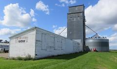Orient CO-OP Grain Elevator (Orient, South Dakota) (courthouselover) Tags: southdakota sd grainelevators faulkcounty orient eastriversouthdakota greatplains northamerica unitedstates us