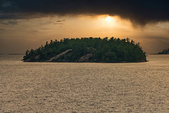Sunset Storm over 30,000 Islands (David Hamments) Tags: 30000 islands killbearprovincialpark sunset storm georgianbay