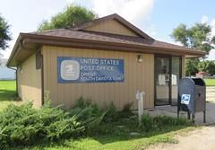Post Office 57467 (Orient, South Dakota) (courthouselover) Tags: southdakota sd postoffices faulkcounty orient eastriversouthdakota greatplains northamerica unitedstates us