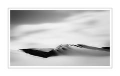 Listen to the sound of silence (Chas56) Tags: ngc monochrome canon peru southamerica huacachina dunes sanddunes desert landscape sandscape minimalist