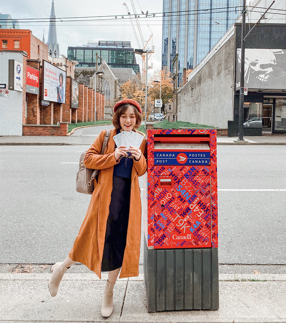 加拿大遊學開箱實用|Pacsafe Citysafe CX 大容量斜後背兩用包|防盜包強力推薦