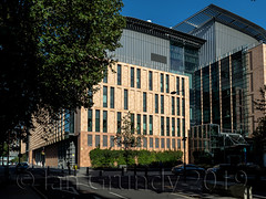 Crick Institute 4534 (stagedoor) Tags: london somerstown franciscrickinstitute hok plparchitecture midlandroad londonboroughofcamden city glc greaterlondon capital england uk omdem1mkii building architecture olympus copyright outside exterior facade bmj